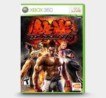 Tekken 6 - Microsoft