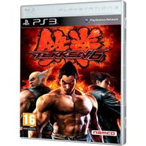 Tekken 6 Ps3 - Bandai