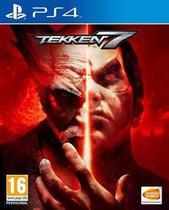 Tekken 7 Ps4 Midia Fisica Lacrado Pronta Entrega -
