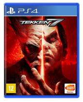 Tekken 7 - Ps4 - Sony