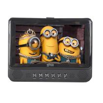 """Tela 7"""" LCD com Touch Button DVD USB Mp3 12V - Overvision"""