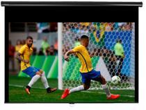 Tela de Projeção Retrátil Prime Tahiti 16:9 WScreen 106 Polegadas 2,35 m x 1,32 m TTRP-009 - Telas tahiti