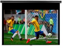Tela de Projeção Retrátil Prime Tahiti 16:9 WScreen 92 Polegadas 2,04 m x 1,15 m TTRP-008 - Telas tahiti