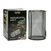 Tela de protecao para lâmpadas - exopets -