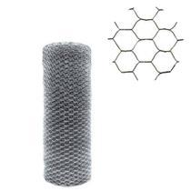 Tela Hexagonal Galinheiro 50x1,50m Fio 23 Morlan -