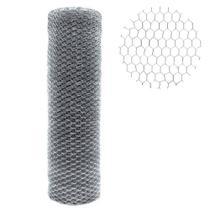 Tela Hexagonal Viveiro 50x1,50m Fio 24 Morlan -