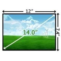Tela Led 14.0 Para Notebook Itautec Infoway W7410 1366x768 HD -