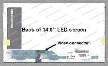 Tela Led 14.0 Para Notebook Itautec W7425 1366 X 768 Hd -