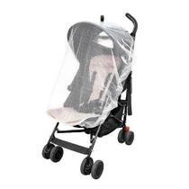 Tela Mosquiteiro Para Carrinho De Bebê BRANCO - Bebe