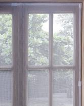 Tela mosquiteiro para janela 0,60 x 0,60 - Parolar Produtos Domesticos