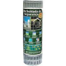 Tela para Alambrado Galvanizado Morlan 2,30 mm, 1,80 x 25 metros -