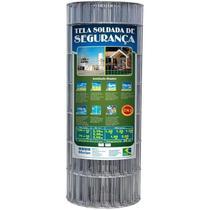 Tela para Alambrado Soldada Galvanizada Morlan 2,30 mm, 1,00 x 25 metros -
