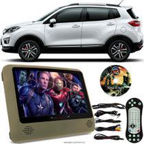 Tela Portátil Encosto De Cabeça DVD Monitor C/ Tela 9 Pol usb Sd CHANGAN CS15 Oferta - Tech One