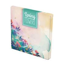 Tela Prolab Gift Spring Flowers Colorido