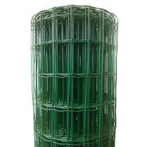 Tela Soldada e Revestida em PVC - 0,60 x 25 m - Malha 5x10 cm - Reno
