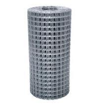 Tela Soldada Galvanizada Para Fachada 50cm X 25m (2,5x2,5cm) - LK