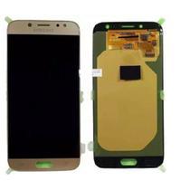 Tela Touch Display Lcd Compativel Galaxy J7 Pro Dourado - Samsung