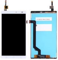 Tela Touch Display Lcd Frontal Lenovo Vibe K4 A7010 Branco -