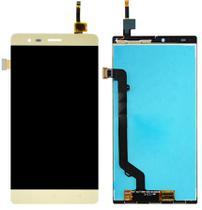 Tela Touch Display Lcd Frontal Lenovo Vibe K4 A7010 Dourado -