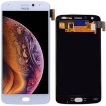 Tela Touch Display Lcd Motorola Moto Z2 Play Xt1710 Branco -