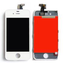 Tela Touch Display Modulo iPhone 4 Original A1332 A1349 Branco - Oem