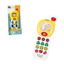 Telefone Baby Musical 18cm - Zein Imp