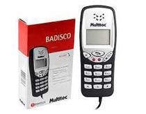 Telefone Badisco Digital Multitoc -
