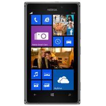 """Telefone Celular Desbloqueado Nokia Lumia 925 com Windows Phone 8/Tela 4.5""""/Processador 1.5GHz Dual/Câmera 8.7MP/3G/4G/Wi-Fi/Bluetooth -"""