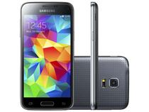 "Telefone Celular Desbloqueado Sansung Galaxy S5 mini / Camera 8MP / Tela 4.5"" /  Quad Core 1.4 Ghz - Samsung"