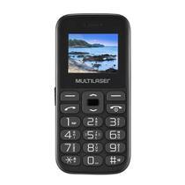 Telefone Celular do Idoso Multilaser Vita IV Dual Chip Botão SOS -