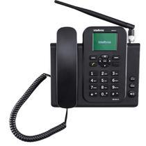 Telefone Celular Fixo CFW 8031, Preto, 3G com Wi-Fi - Intelbras