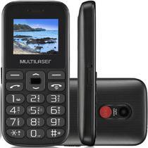 Telefone Celular P/ Idoso Vita Multilaser Mp3 Radio -