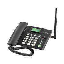 Telefone celular rural de mesa proeletronic quadband para 1 chip com rádio fm -