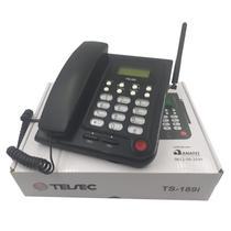 Telefone Celular Rural Mesa Chip Gsm Oi Tim Algar Claro Fixo - Telsec