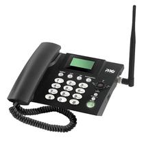 Telefone Celular Rural Proeletronic Single Chip  PROCS-5010 Preto