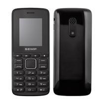 """Telefone Celular Semp Go!1L 1810, 1.8"""", 3G, 3MP, Bluetooth - Preto -"""
