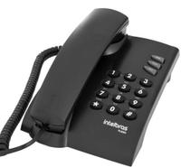 Telefone com fio pleno Intelbras -