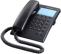 Telefone com fio preto kx-t7701br-b panasonic - Dell