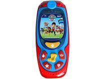 Telefone de Brinquedo Patrulha Canina  - Telefone Divertido Dican