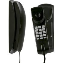 Telefone De Mesa e Parede TC 20 Preto - Intelbras -