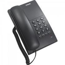 Telefone Digital de Mesa C/ Fio VTC105B Preto VTECH -