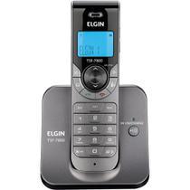 Telefone Elgin Sem Fio - Tsf 7800 Preto -