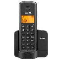 Telefone ELGIN TSF8001 sem Fio Preto -