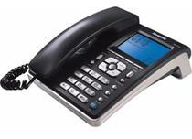 Telefone fixo Ibratele Capta Phone Top cinza -