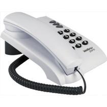 Telefone Fixo Pleno Cinza Ártico - Intelbras -