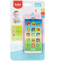 Telefone Infantil Baby Phone - Buba -