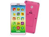 Telefone Infantil - Baby Phone - Rosa - Buba -