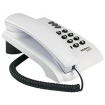 Telefone Intelbras Pleno com fio, Branco -