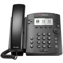 Telefone IP 6 Linhas VVX 311 2200-48350-019 Polycom -