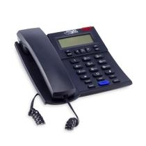 Telefone Multifuncional  Preto  com Viva Voz Force Line - Forceline